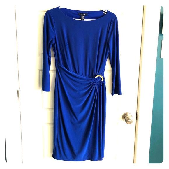 Chaps, Blue Dress